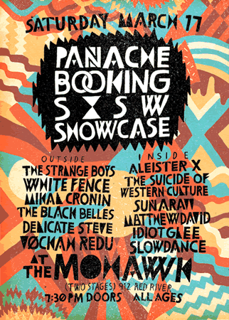Panache Showcase — March 17th at The Mohawk